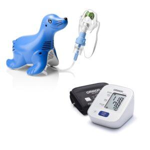 Tonomomeetrid ja inhalaatorid